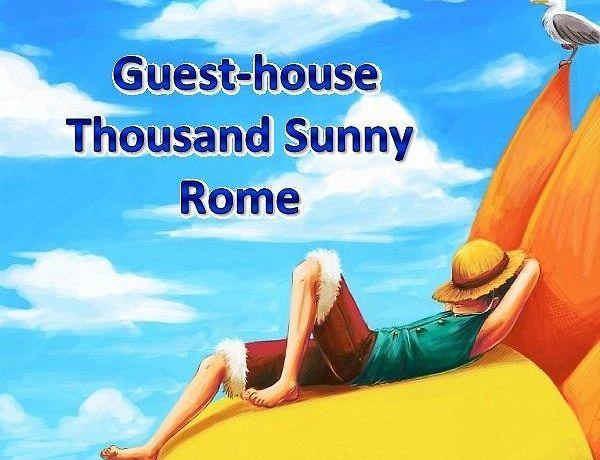 Thousand Sunny Roma